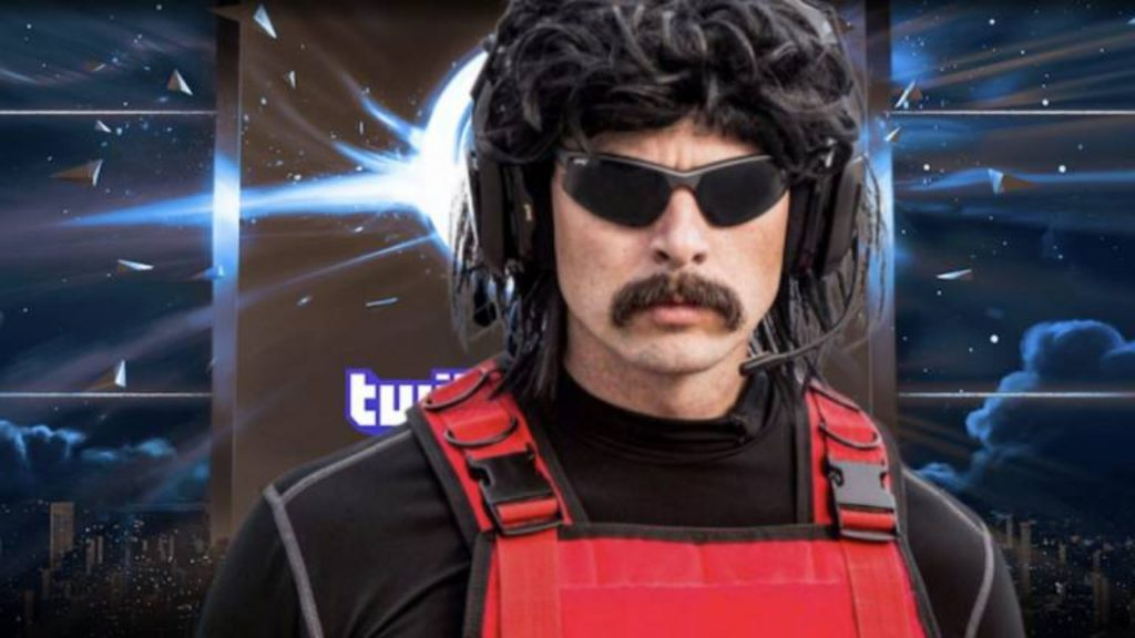 dr disrespect twitch
