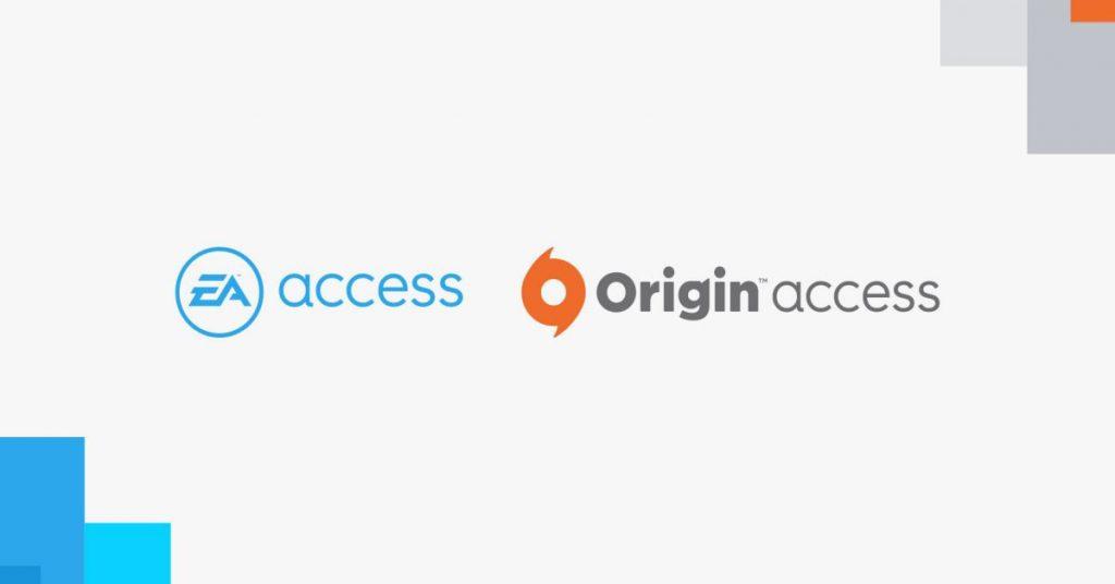 ea access origin access