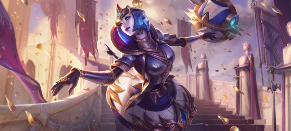 league of legends riot brevetto comportamento