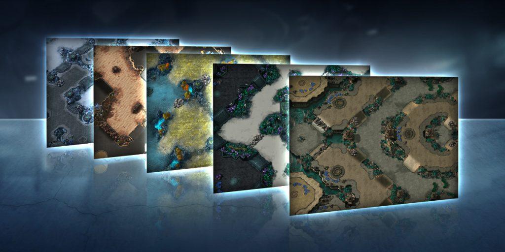 mappe starcraft ladder