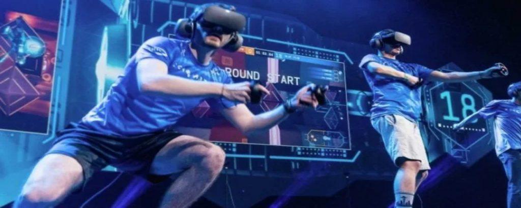 realtà virtuale esports