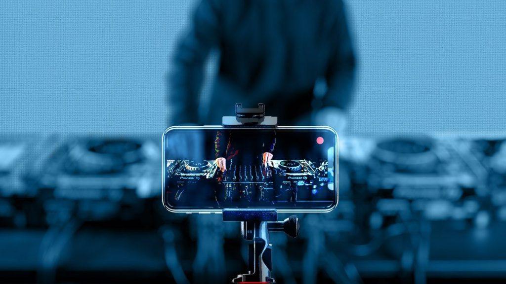 twitch DJ set DMCA copyright