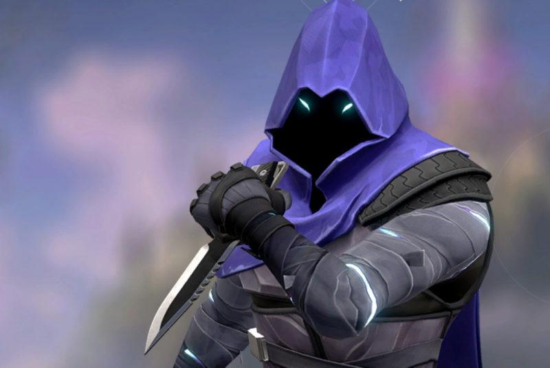 valorant omen glitch dark cover