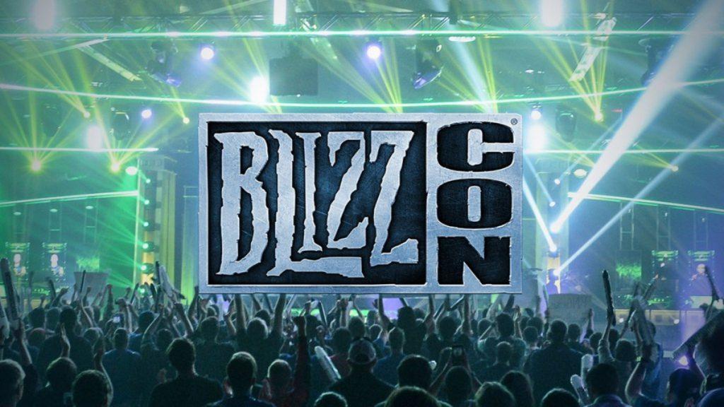 blizzcon blizzard 2021