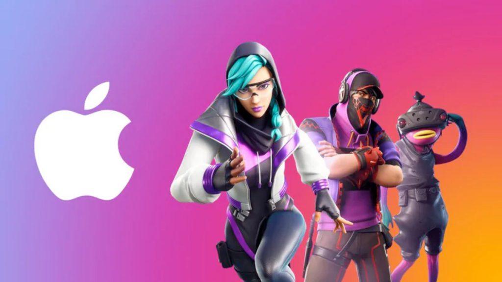fortnite apple epic games microsoft