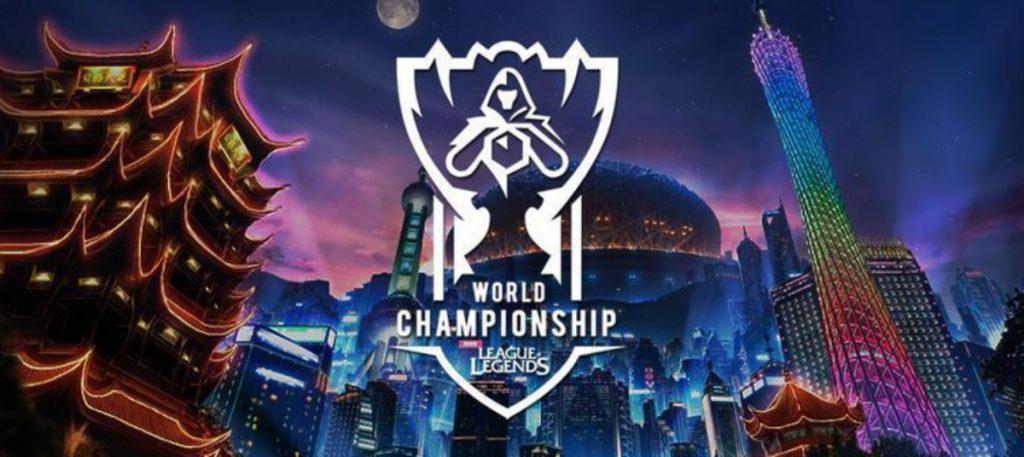 league of legends campionato mondiale 2020 shanghai