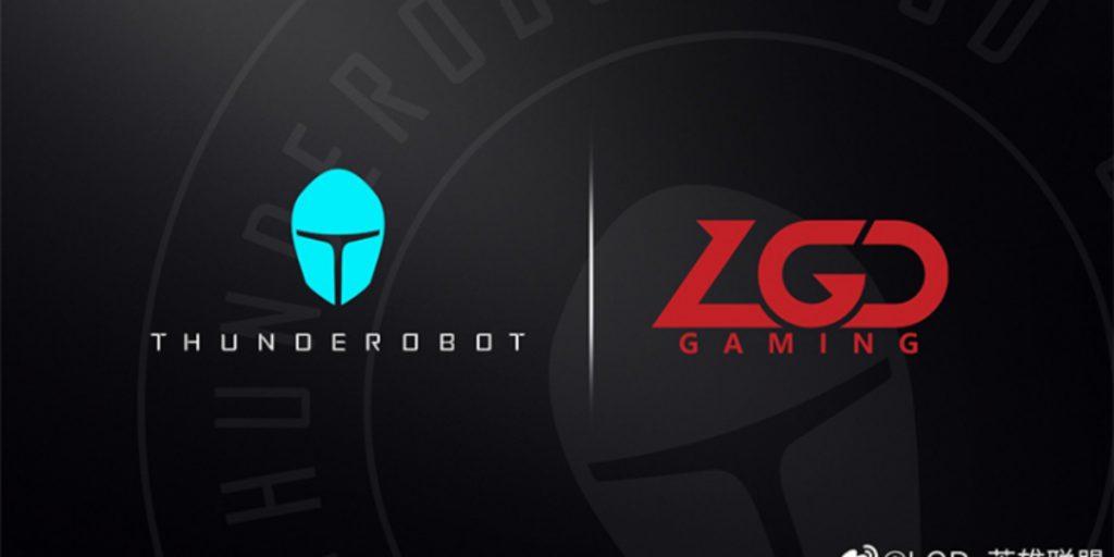 LGD Gaming thunderobot