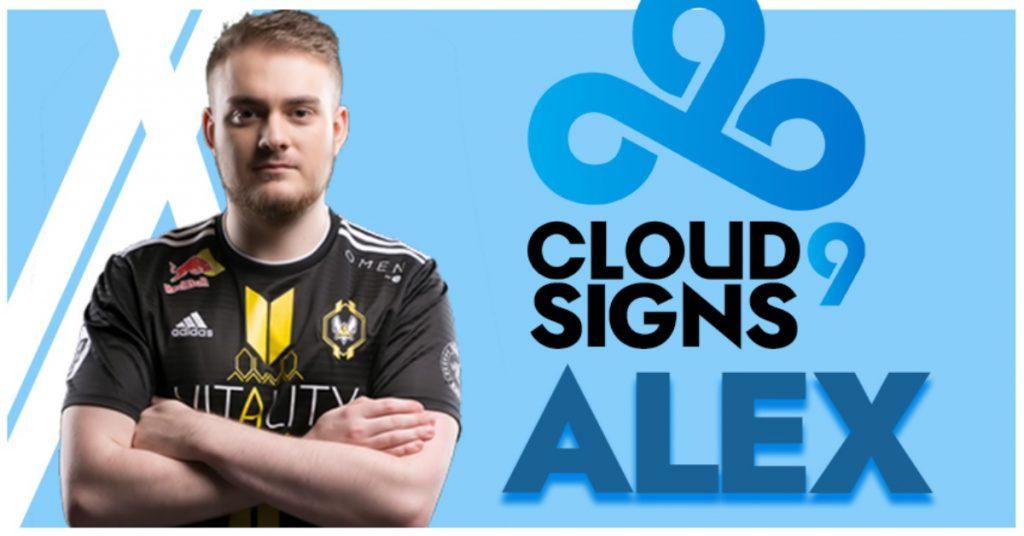 alex cloud9