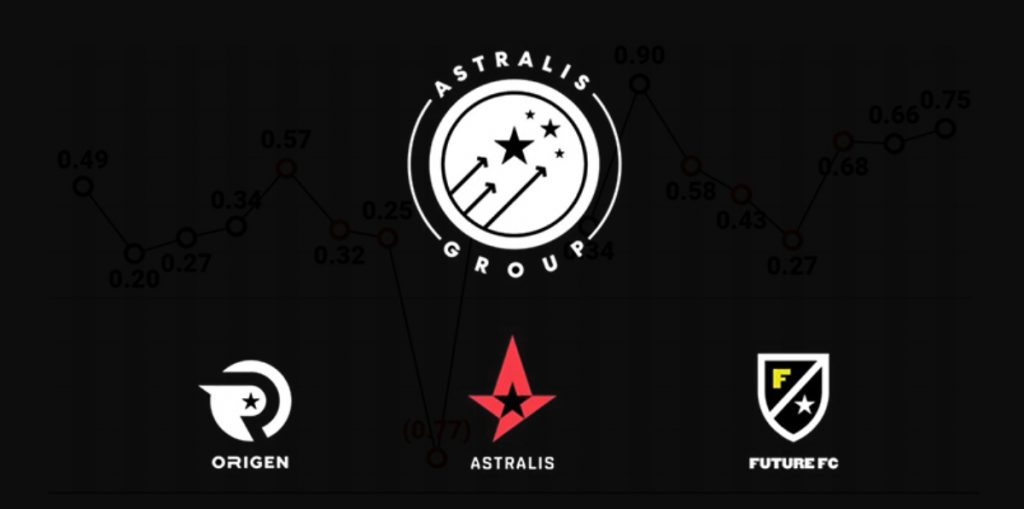 astralis group ricavi