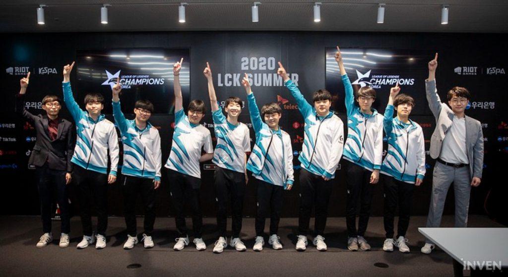 damwon gaming worlds 2020 league of legends