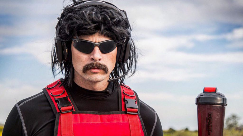 dr disrespect call of duty
