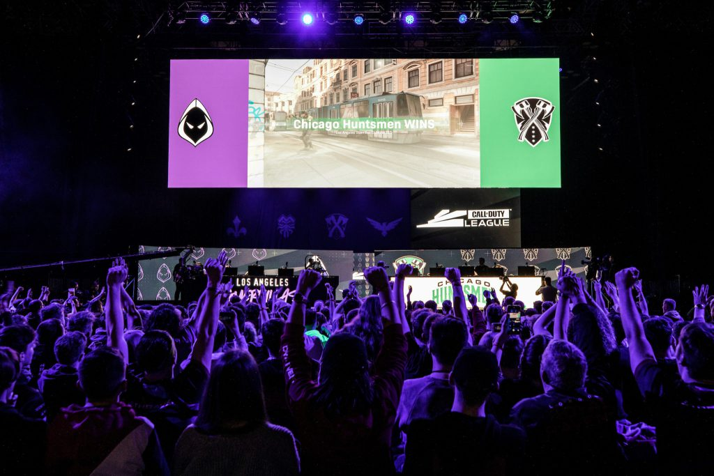 los angeles guerrillas call of duty league