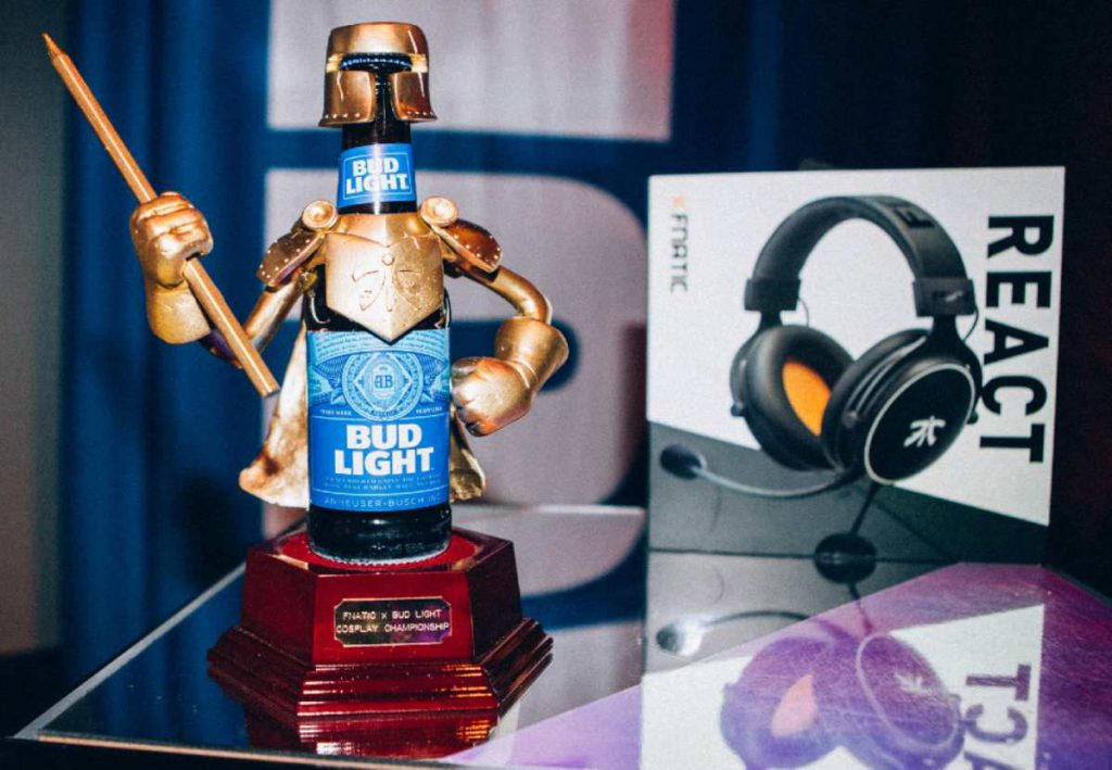 fnatic bud light