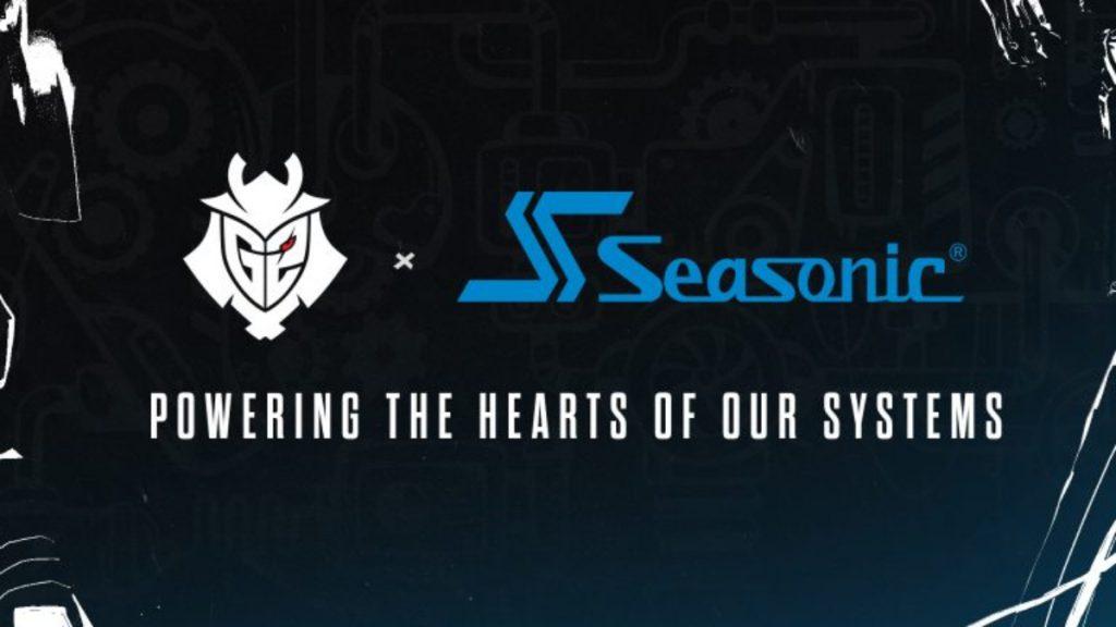 G2 esports seasonic