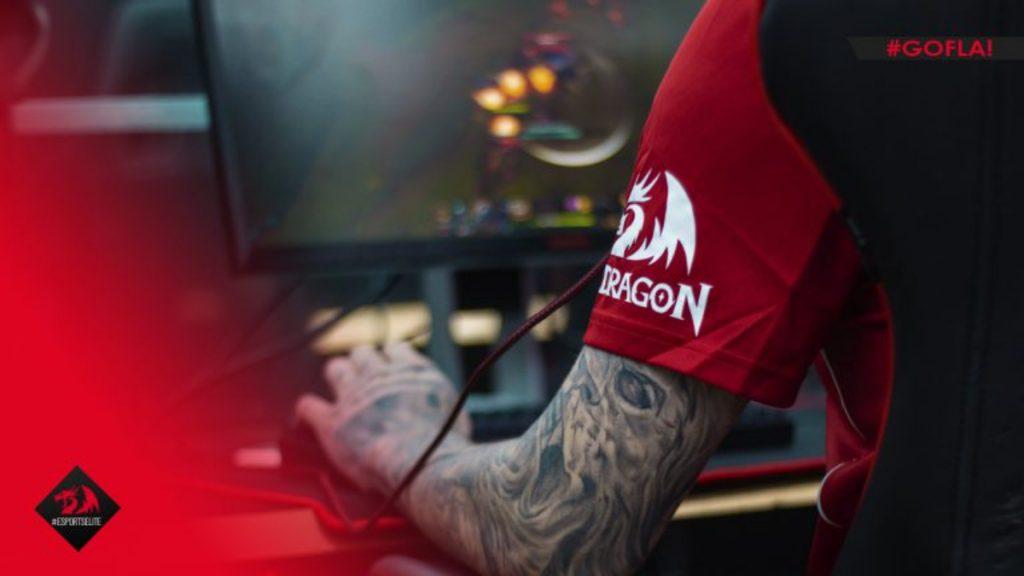 redragon flamengo esports sponsor