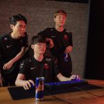 T1 in partnership con Red Bull