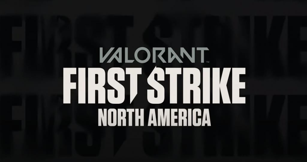 valorant first strike nord america spettatori