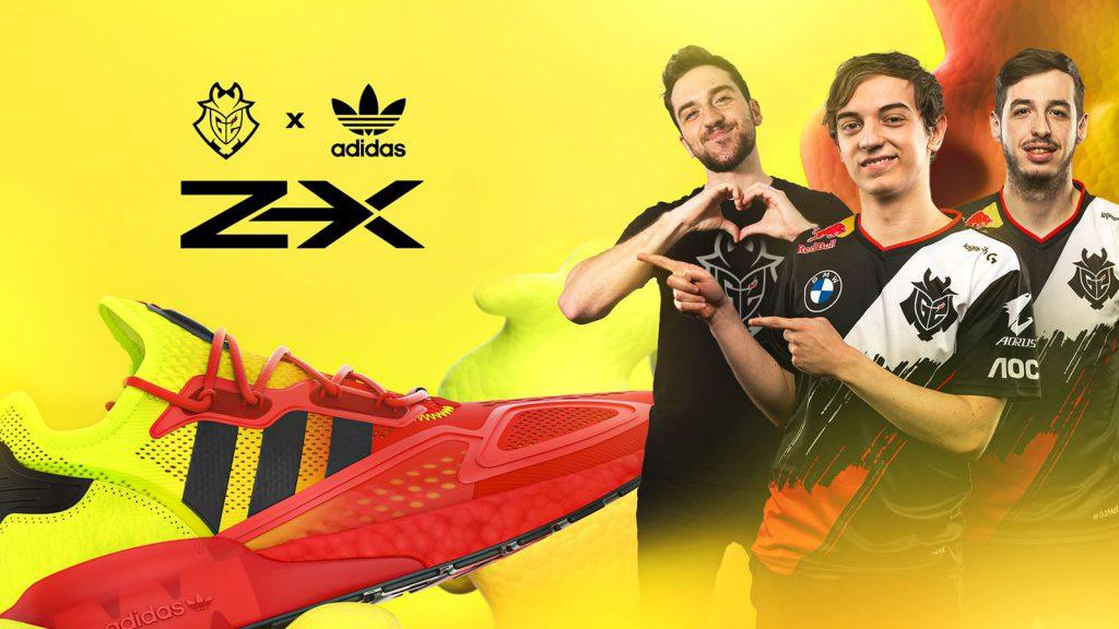 G2 Esports adidas