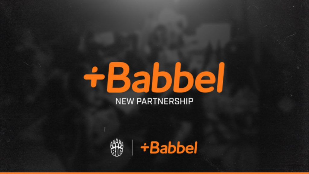 babbel big partnership