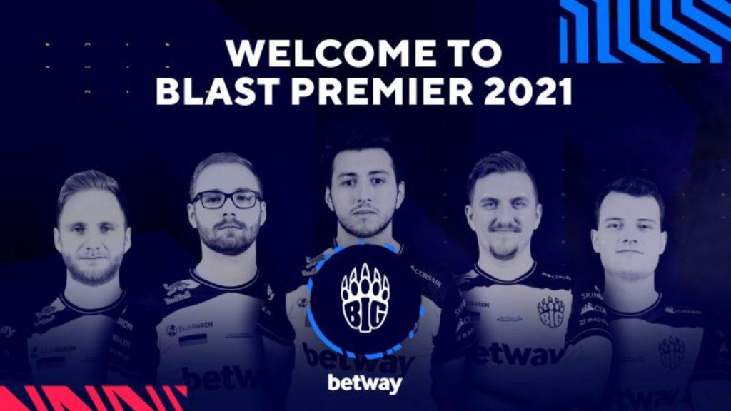 blast premier big