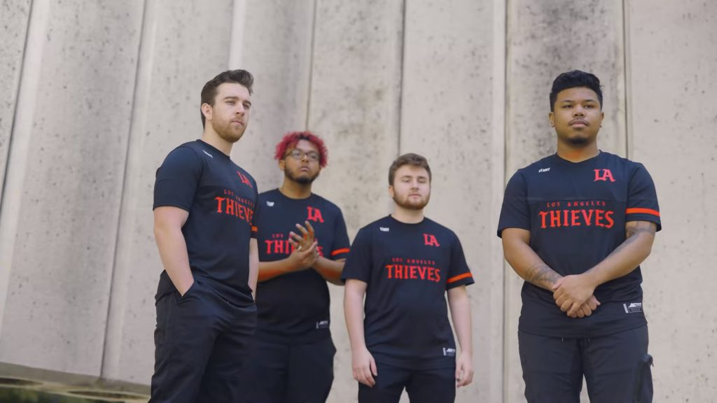 los angeles thieves call of duty league