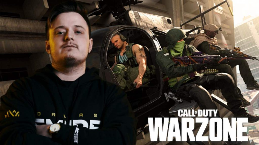 tommey warzone call of duty twitch ban