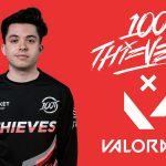 Valorant, 100 Thieves piazza il colpo: ingaggiato Ethan, ex Evil Geniuses (CS: GO)