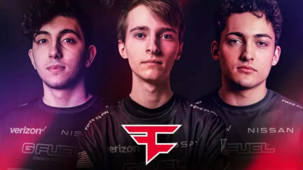 faze clan rocket league