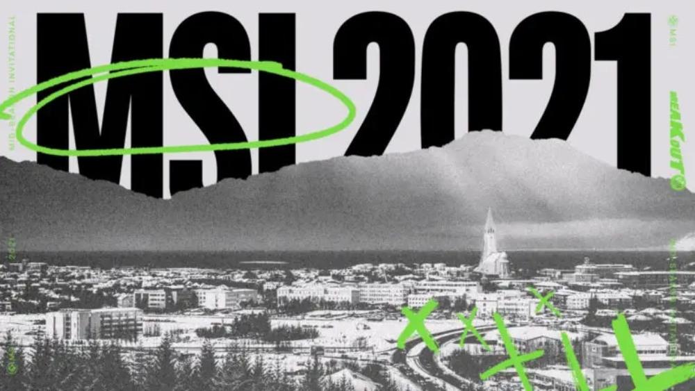 MSI 2021 squadre formato league of legends