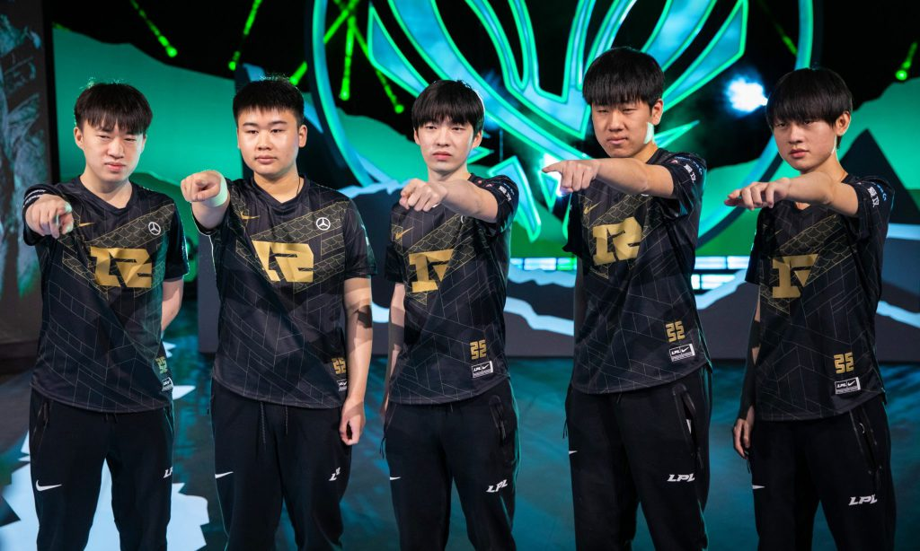 royal never give up esports msi league of legends