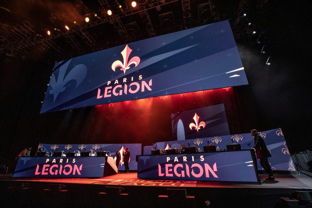 paris legion call of duty league