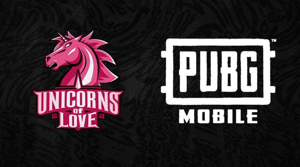 unicorns of love pubg mobile