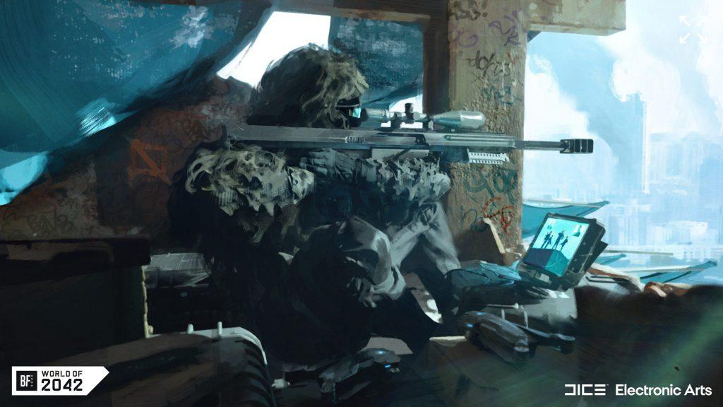 battlefield 2042 19 novembre gioco esports lancio