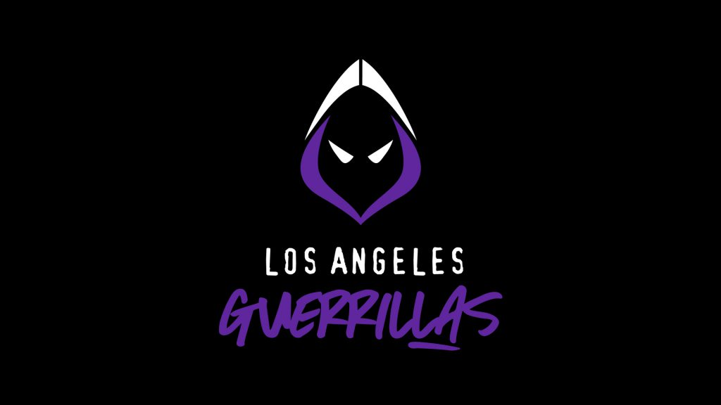 los angeles guerrillas call of duty roster slasher