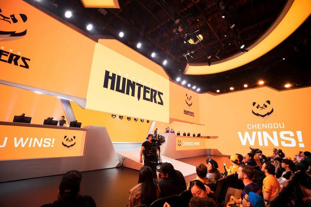 hunters playoff overwatch